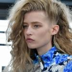 dağınık saç modelleri 2019