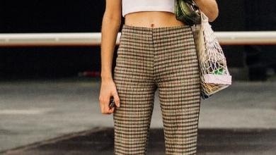 Photo of Desenli pantolonlar: moda trendi Sonbahar Kış 2018 2019
