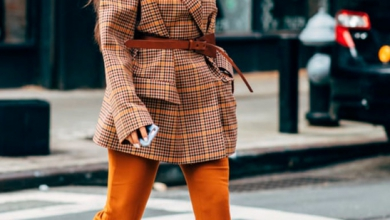 Photo of Ekose Desen Trendi : Sonbahar Kış Modası 2018 / 2019
