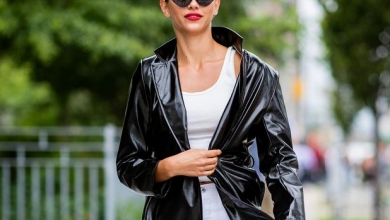 Photo of En iyi bayan deri ceket modelleri ve kombinler 2019