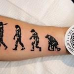 Entelektüel Kızl dövmeleri 2019