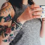 Entelektüel Kızlar için En Güzel Dövme Modelleri 2019