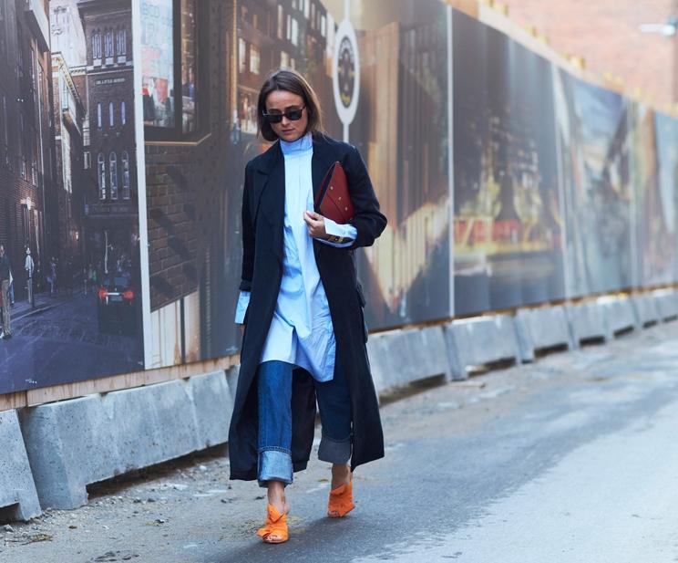 kış kot pantolon trendleri 2019