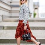 sonbahar kadın modası leopar 2018 2019