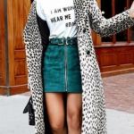 sonbahar kış kadın modası sahte kürkler 2018 2019