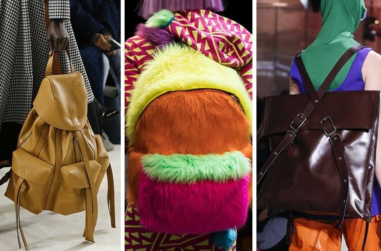 157a8ec84b94e trend bayan sırt çantaları 2019 - Trendler ve Moda