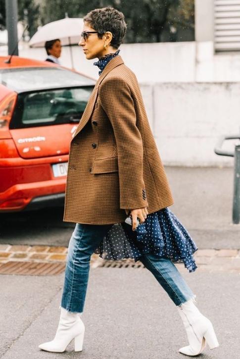 bb9ec04b317f6 trend sonbahar kış sokak modası kıyafetleri 2018 2019 - Trendler ve Moda