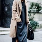 triko elbise kombinleri 2018 2019 kış modası