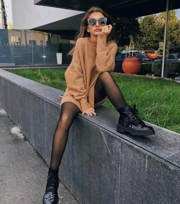 Triko Elbiseler 2020