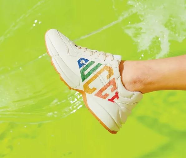 2019 bayan spor ayakkabı trendleri