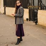 2019 kış bayan blazer kombinleri