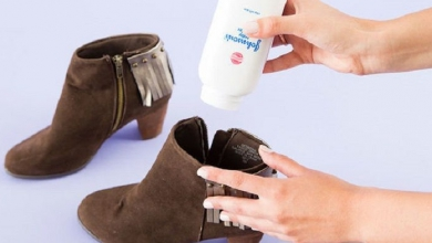 Photo of Ayakkabılarınızın kötü kokusunu gidermek için 7 ev yapımı hile