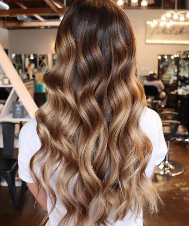 Bal Sarısı Saç Modelleri 2019 Trendler Ve Moda