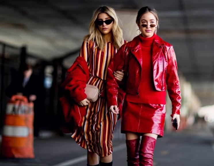 balıkçı yaka kazak kombinleri 2018 2019 kış modası