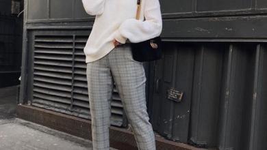 bu kış ekose pantolon nasıl giyilir 2019