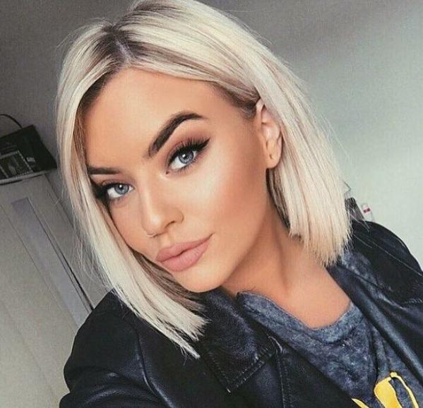 çarpıcı Sarı Saç Fikirleri 2019 Trendler Ve Moda