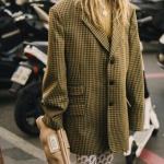 Kadın Blazer Ceket 2018 2019 Sonbahar Kış