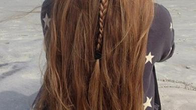 Kırık saç uçlarını onarmak için doğal yağlar