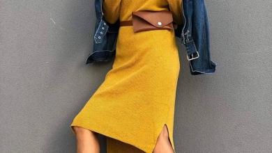kış modası renkli kombinler 2019 (7)