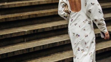 Photo of Sonbahar kış Moda trendi 2018 2019: Çiçek desenli elbiseler