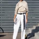 kot pantolon ile kazak nasıl giyilir 2019