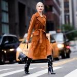 trend kıyafetlerle kış kombinleri 2019