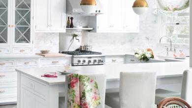 Photo of Modern Beyaz Mutfak Adası Modelleri 2019 – 2020