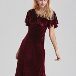 Adil ışık kadife gece elbisesi fiyatı 249,90 TL