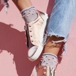 ayakkabı ile çorap nasıl giyilir 2019