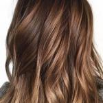 bal köpüğü gölgeli kahve saç renkleri