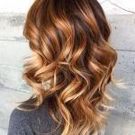 bal köpüğü highlights saç renkleri
