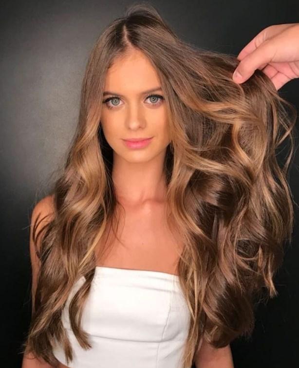 Bal Köpüğü Saç Renkleri Ve Modelleri 2019 2020 Trendler Ve Moda