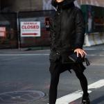 bayan siyah mont modelleri ve kombin önerileri 2019