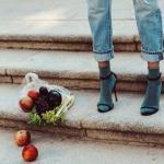 çorap ile ayakkabı kombini