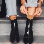 Çoraplarınızı Ayakkabılarla Stillendirmenin Sevimli Yolları