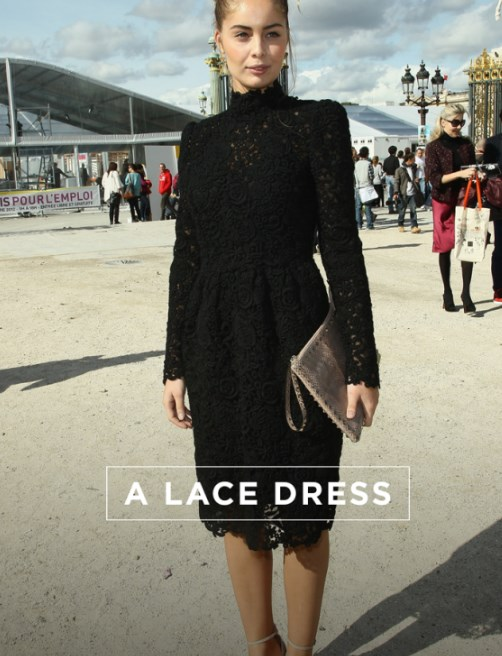 ebeb07813f33c dantelli siyah elbise modelleri 2019 - Trendler ve Moda