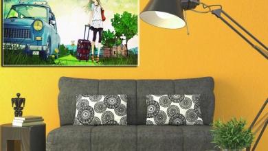 Photo of Duvarlarınıza Hareket Katın : Dekoratif Forex Tablo Modelleri 2019