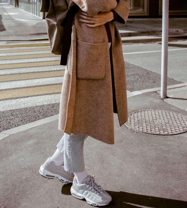 kahverengi kaşe kabanlar nasıl giyilir 2019