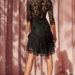 mezuniyet için dantelli elbise modelleri 2019 2020