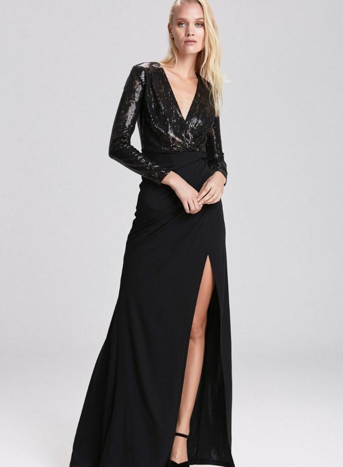 Payet anvelop gece elbisesi fiyatı 799,90 TL