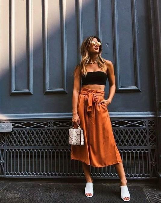 yazlık kısa bluz modelleri 2019