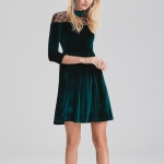 Yeni sezon adil ışık kadife elbise fiyatı 199,90 TL