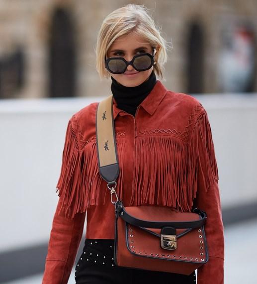 2019 2020 Moda Trendi Püsküllü Ceketler