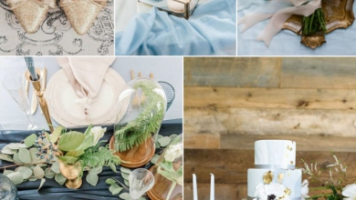 Photo of 5 Muhteşem Nötr ve Işıltılı Düğün Tema Renkleri