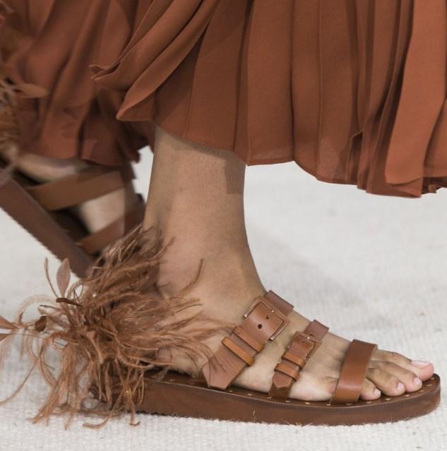 2019 İlkbahar sandalet modelleri