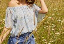 2019 yaz koton bluz modeli