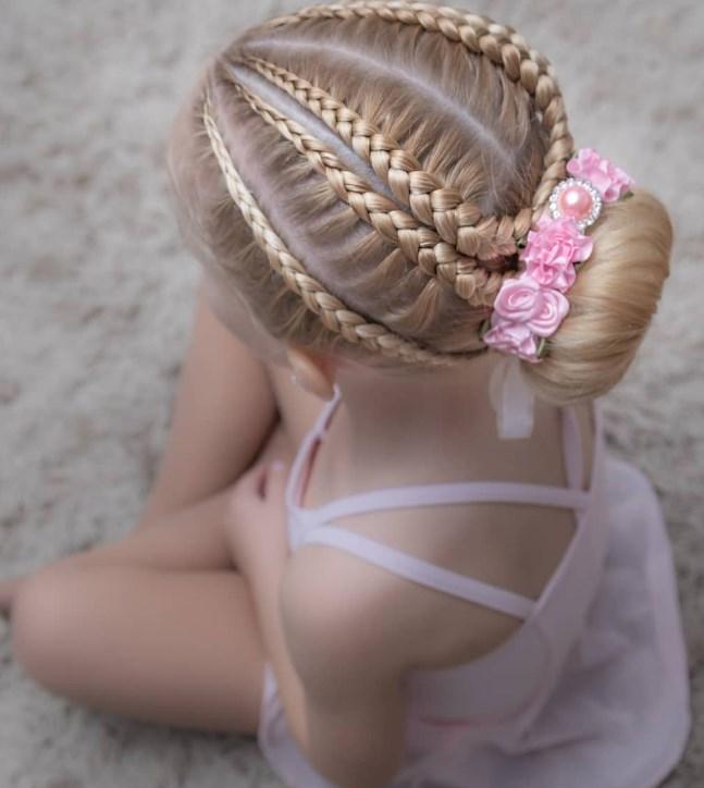2020 kız çocuk saç modelleri