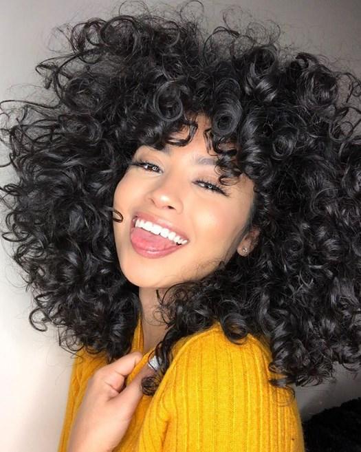 bukleli saç modelleri 2019 20