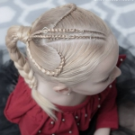 küçük çocuklar için doğum günü saç modelleri 2019