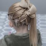 küçük kızlar için saç modelleri 2019